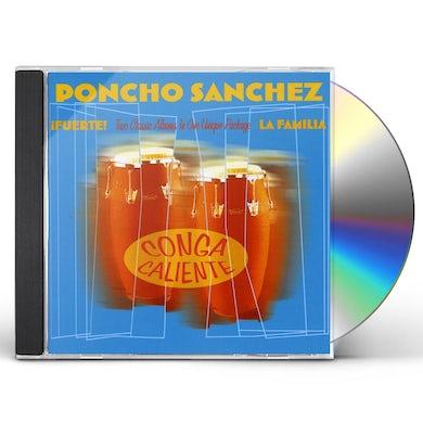 Poncho Sanchez CONGA CALIENTE CD