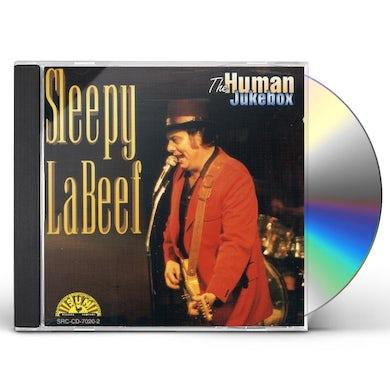 Sleepy LaBeef HUMAN JUKEBOX CD