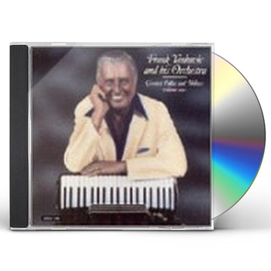 Frank Yankovic GREATEST POLKAS & WALTZES 1 CD