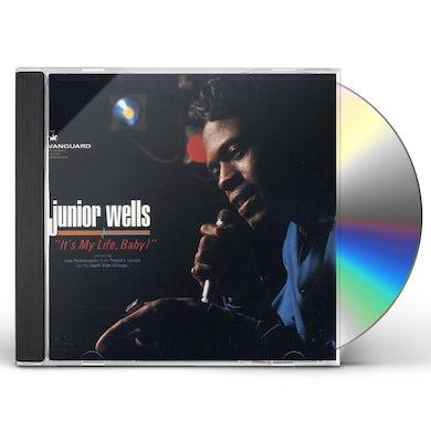 Junior Wells IT'S MY LIFE BABY CD
