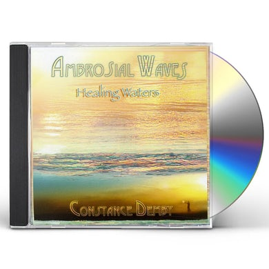 Constance Demby AMBROSIAL WAVES :HEALING WATERS CD