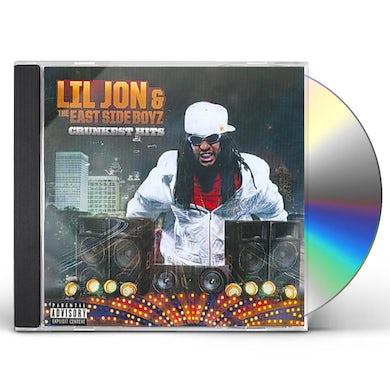 Lil Jon CRUNKEST HITS CD