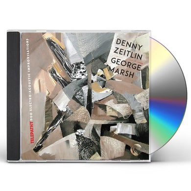Denny Zeitlin TELEPATHY CD