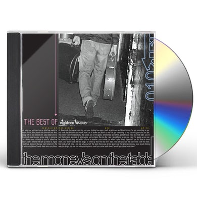 Eighteen Visions BEST OF CD