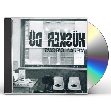 Hüsker Dü METAL CIRCUS CD