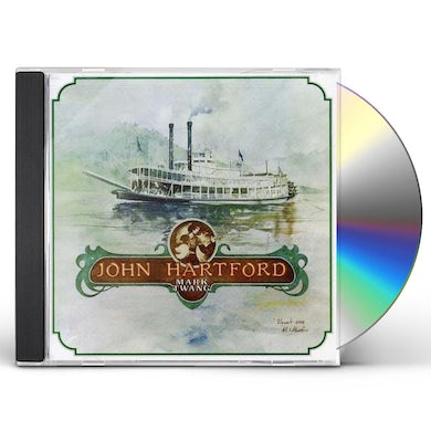 John Hartford MARK TWANG CD