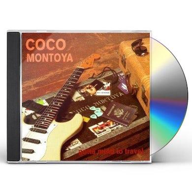 Coco Montoya GOTTA MIND TO TRAVEL CD