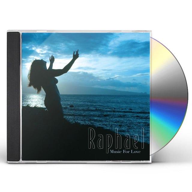 Raphael MUSIC FOR LOVE CD