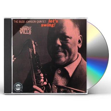 Buddy Johnson LET'S SWING CD
