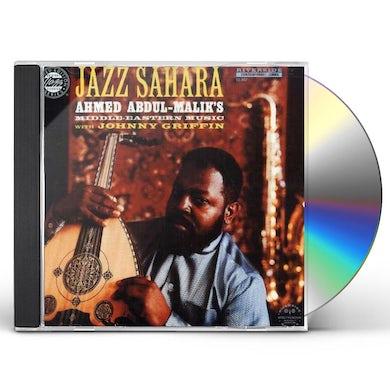 Ahmed Abdul-Malik JAZZ SAHARA CD