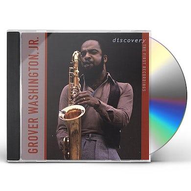 Grover Washington Jr DISCOVERY CD