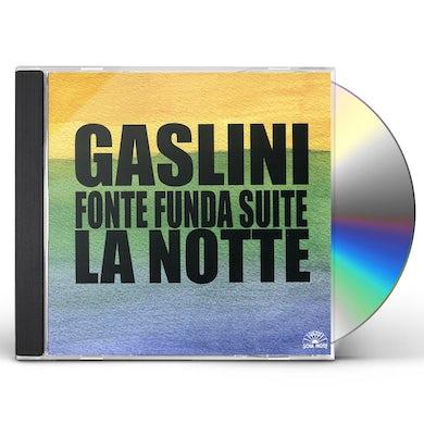 Giorgio Gaslini FONTE FUNDA SUITE NOTTE CD