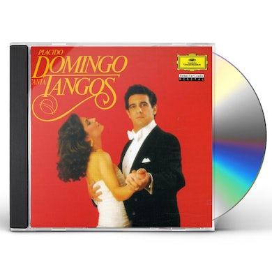 Placido Domingo SINGS TANGOS CD