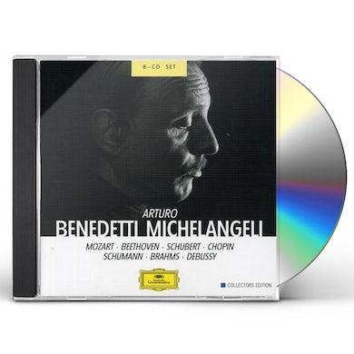 L'ARTE DI ARTURO BENEDETTI MICHELANGELI CD