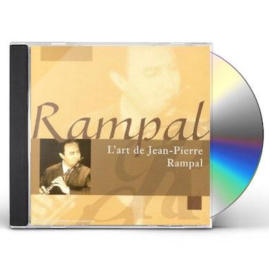 Jean Pierre Rampal L'ART DE RAMPAL CD