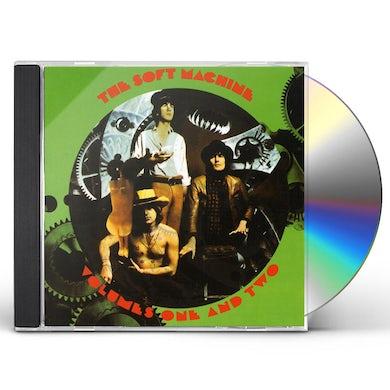 Soft Machine 1 & 2 CD