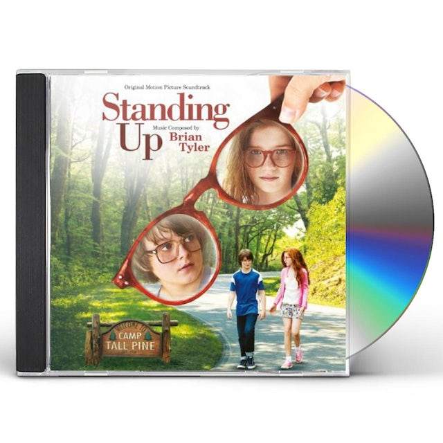 Brian Tyler STANDING UP (SCORE) / Original Soundtrack CD