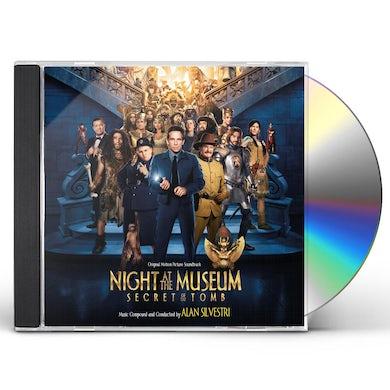 Alan Silvestri SECRET OF THE TOMB / Original Soundtrack CD