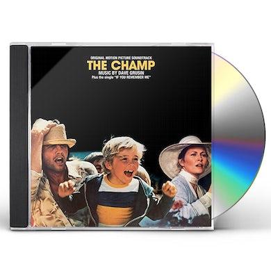 Dave Grusin CHAMP / Original Soundtrack CD