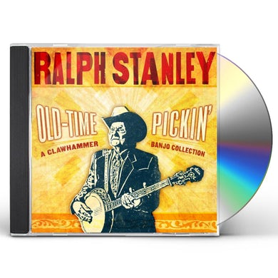 Ralph Stanley OLD-TIME PICKIN: CLAWHAMMER BANJO COLLECTION CD
