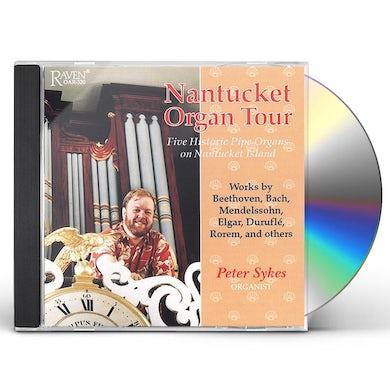 Stanley NANTUCKET ORGAN CD