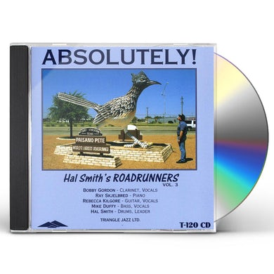 Hal Smith ABSOLUTELY CD