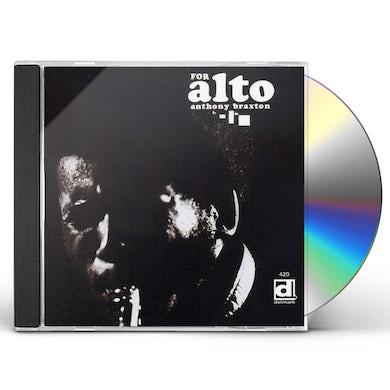 Anthony Braxton FOR ALTO CD