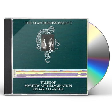 Alan Parsons Project Tales Of Mystery & Imagination CD