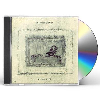 Eberhard Weber ENDLESS DAYS CD
