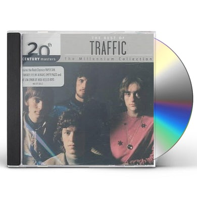 Traffic 20TH CENTURY MASTERS: MILLENNIUM COLLECTION CD
