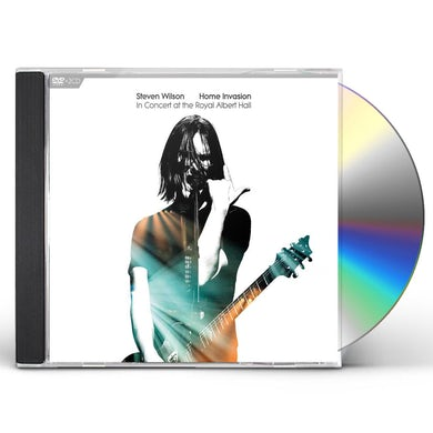 Steven Wilson Home Invasion: In Concert At The Royal Albert Hall (2 CD/DVD) CD
