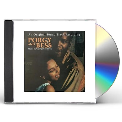George Gershwin Porgy and Bess (OST) CD