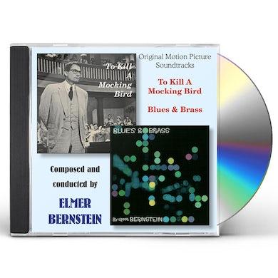 Elmer Bernstein To Kill A Mockingbird/Blues And Brass (OST) CD