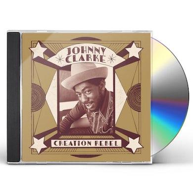 Johnny Clarke CREATION REBEL CD