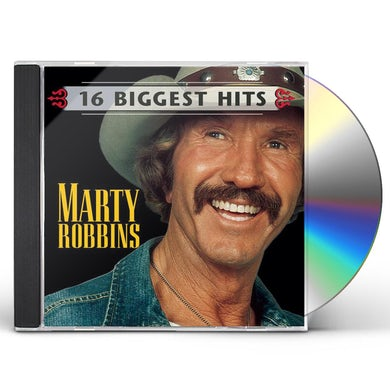 Marty Robbins 16 BIGGEST HITS CD