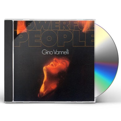 Gino Vannelli POWERFUL PEOPLE CD