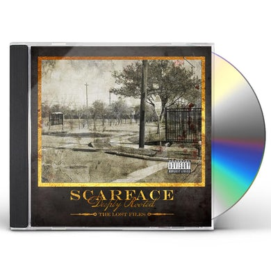 Scarface DEEPLY ROOTED: LOST FILES CD