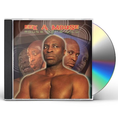 Eek-A-Mouse MOUSE GONE WILD CD