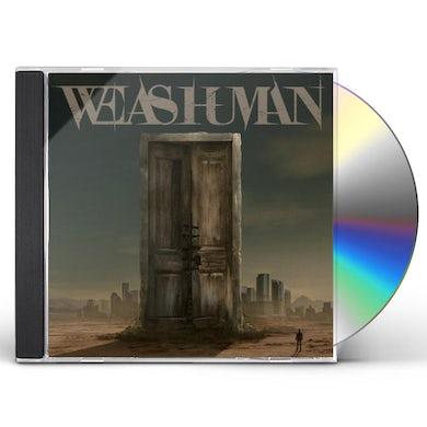 We As Human CD