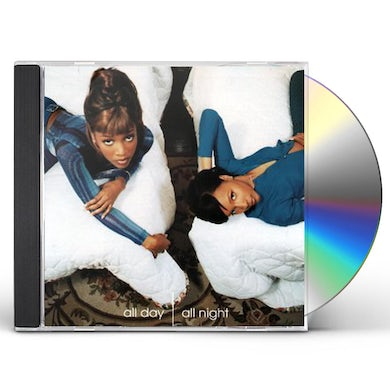 changing faces ALL DAY ALL NIGHT CD