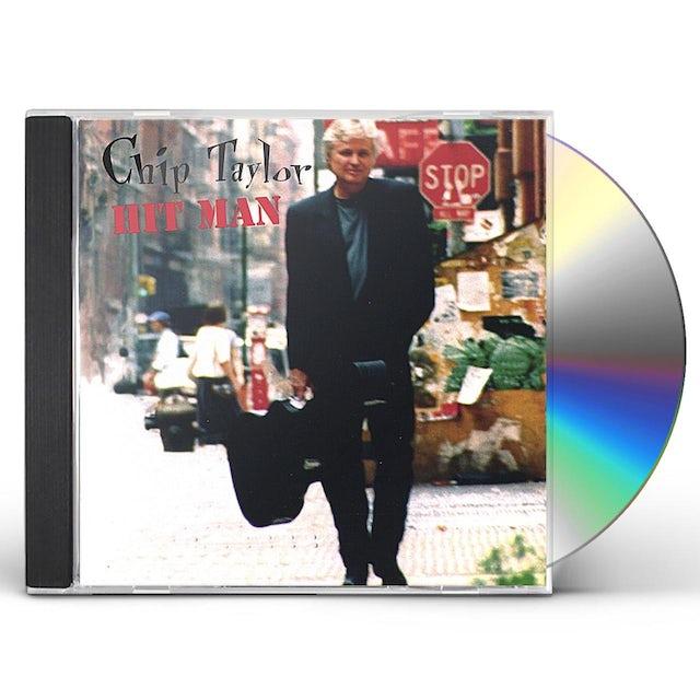 Chip Taylor HIT MAN CD