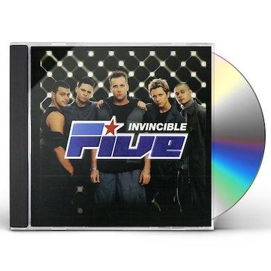 Five INVINCIBLE CD