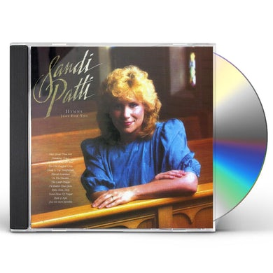 Sandi Patty HYMNS JUST FOR YOU CD