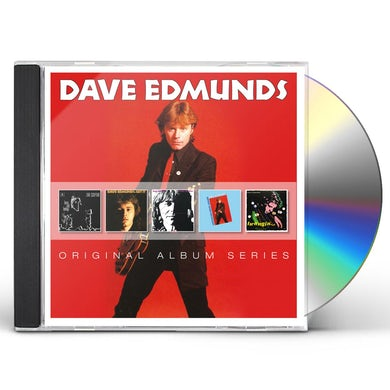 Dave Edmunds ORIGINAL ALBUM SERIES CD