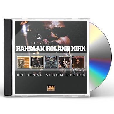 Rahsaan Roland Kirk ORIGINAL ALBUM SERIES CD