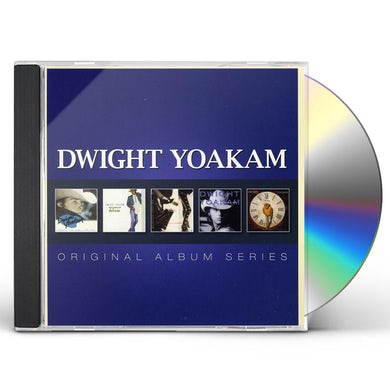 Dwight Yoakam ORIGINAL ALBUM SERIES CD