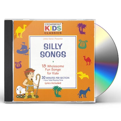 Cedarmont Kids CLASSICS: SILLY SONGS CD