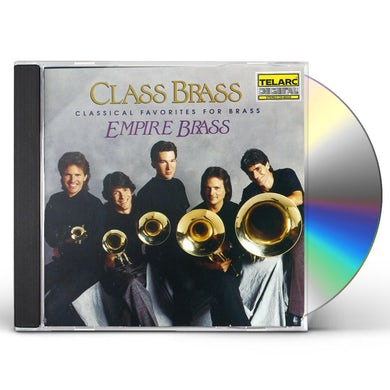 CLASS BRASS / ORCHESTRAL FAVORITES FOR BRASS CD