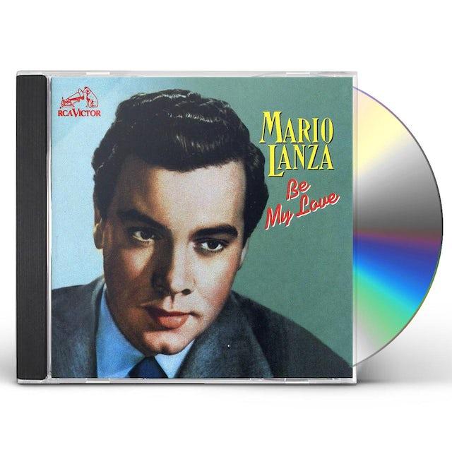 Mario Lanza BE MY LOVE CD