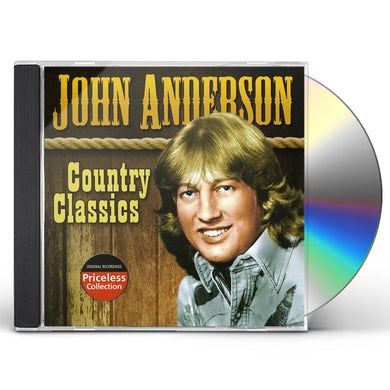 John Anderson COUNTRY CLASSICS CD